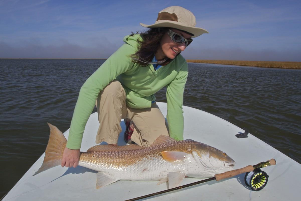 Louisiana fly fishing guides for Louisiana fly fishing