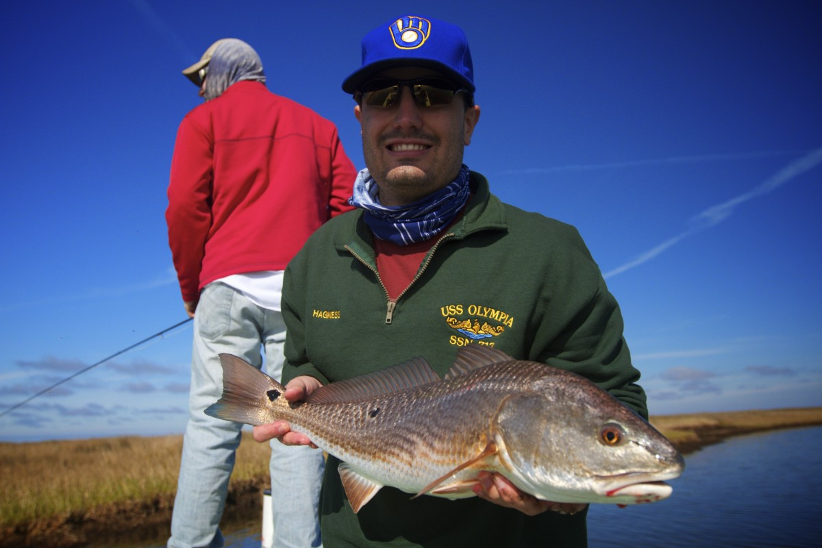 New orleans fly fishing guide for Fishing new orleans