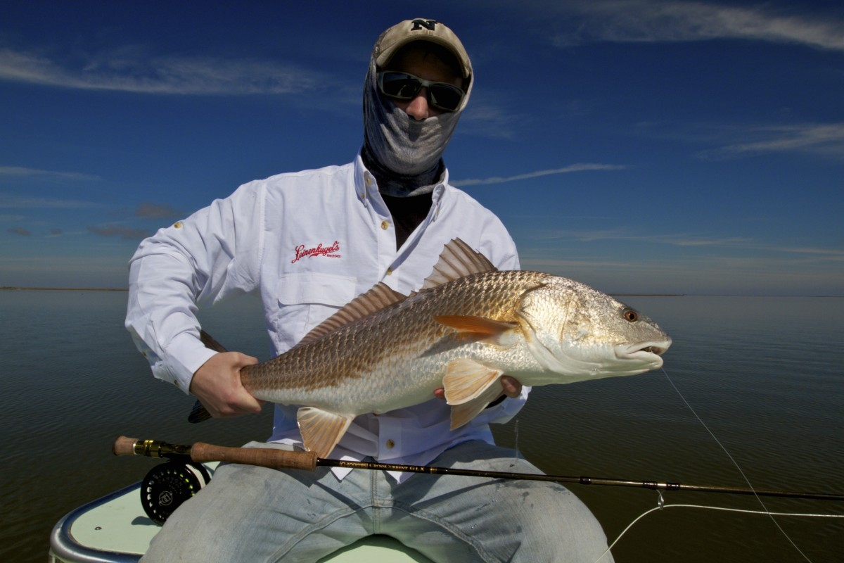 New orleans fly fishing guide for Fly fishing book