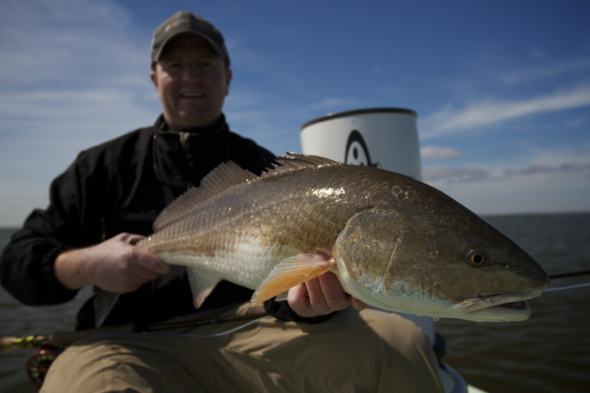 Louisiana redfish guide archives page 6 of 7 salted for Hopedale fishing report