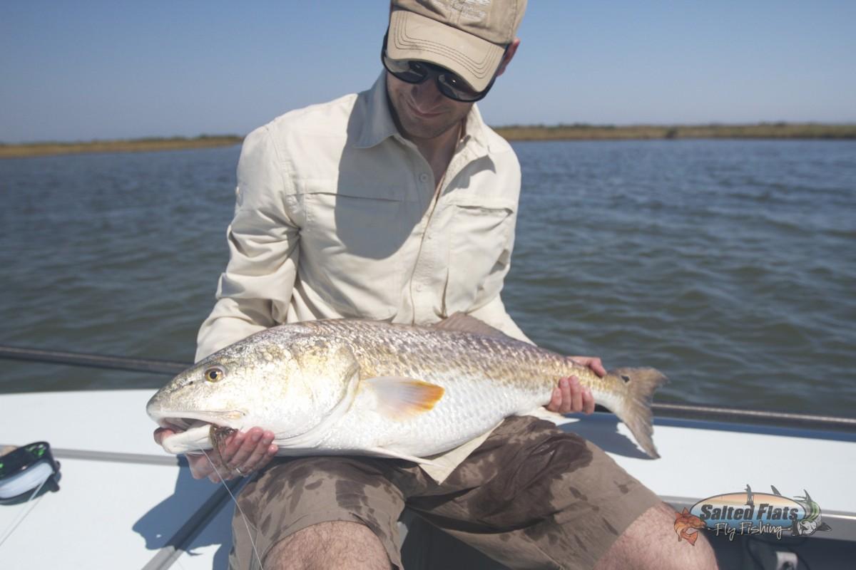 Fly fishing louisiana bull redfish for Louisiana fly fishing