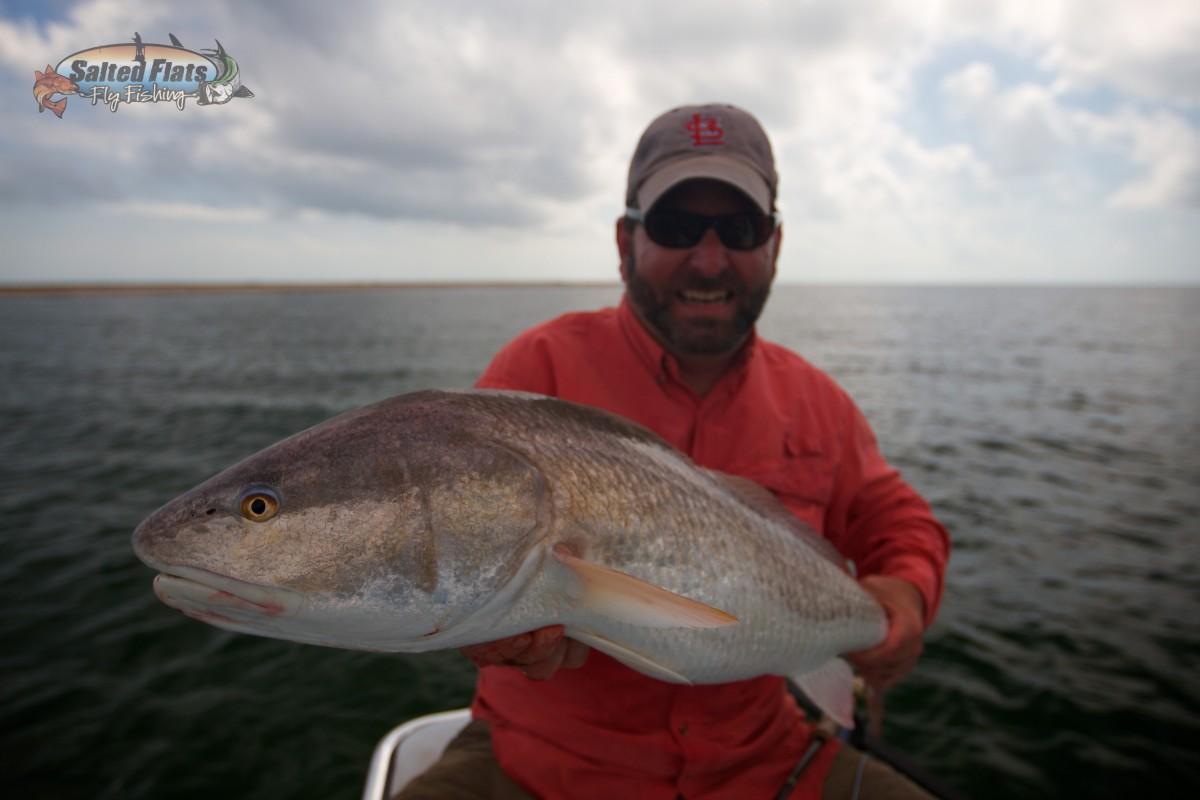 Louisiana fly fishing charters for Louisiana redfish fly fishing