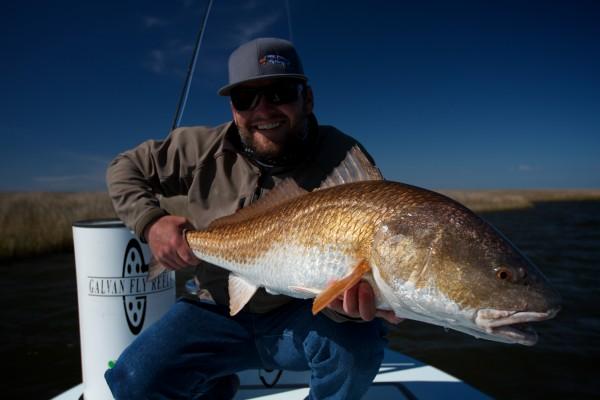 Captain Doug Henderson Louisiana Fly Fishing Guide