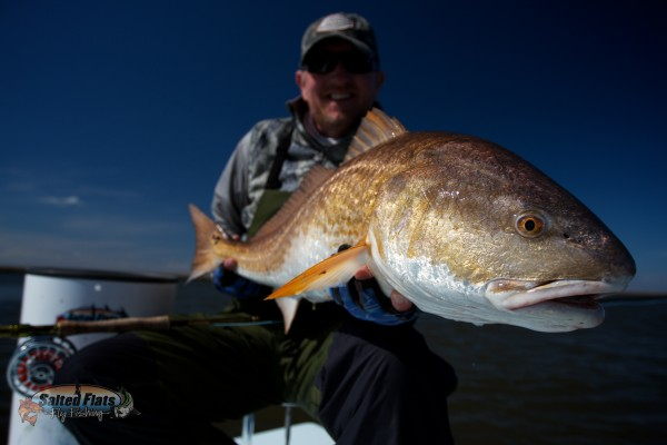 Rocky and Redfish