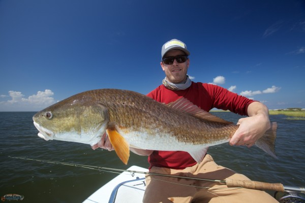 Another 20+ pounder out of Hopedale, Louisiana.