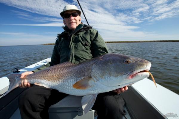 Monster Bull Redfish