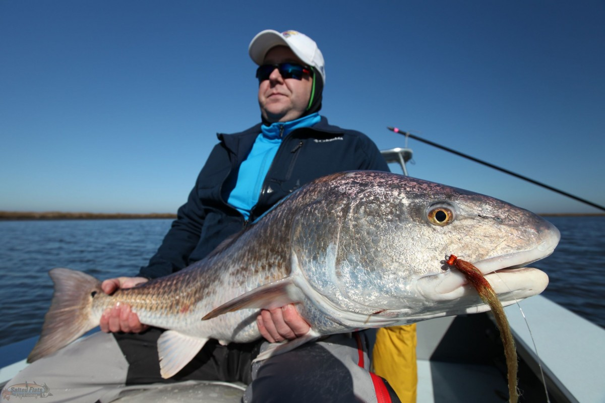 Louisiana fly fishing charter 39 s for Louisiana redfish fly fishing