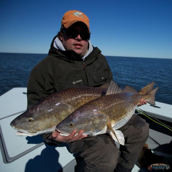 Big Lousiiana Redfish