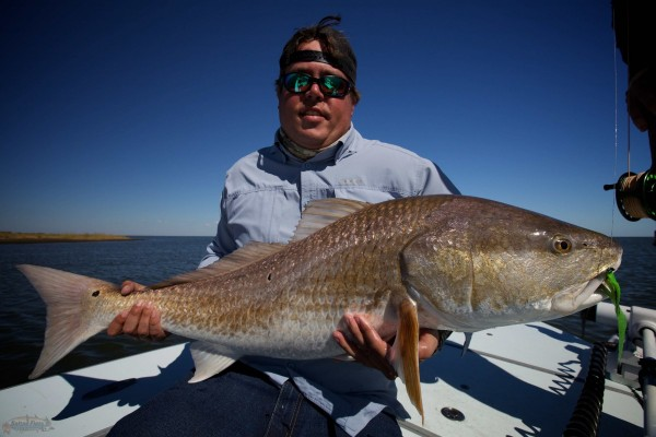 Fly Fishing New Orleans with Capt. Doug Henderson