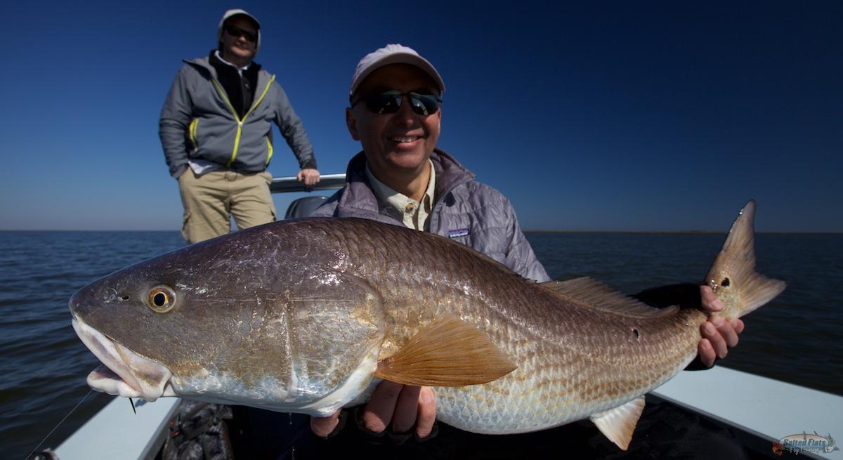 January fly fishing in louisiana for Louisiana fly fishing