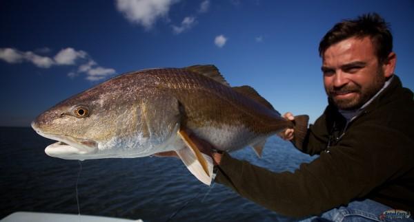 Louisiana Charter Fishing