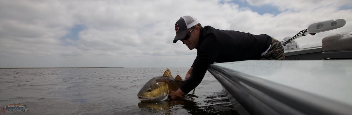 Louisiana Fly Fishing Guide