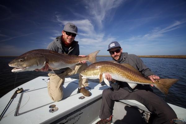 Louisiana Fly Fishing Rdfish
