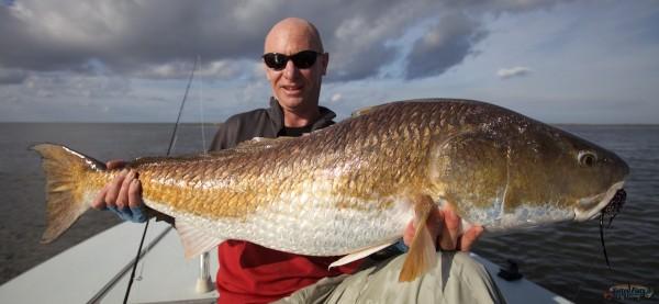 Louisiana Redfish Fly Fishing