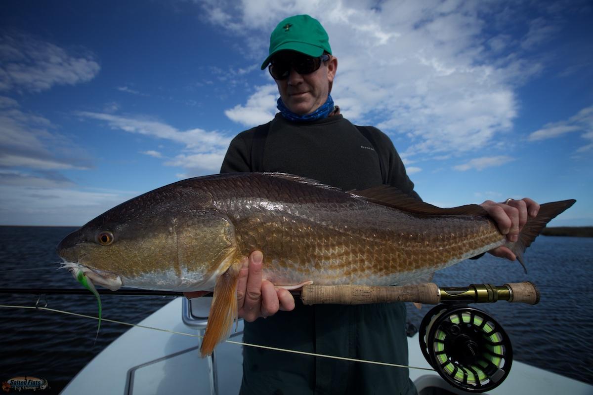 January louisiana fly fishing for Fly fishing charters