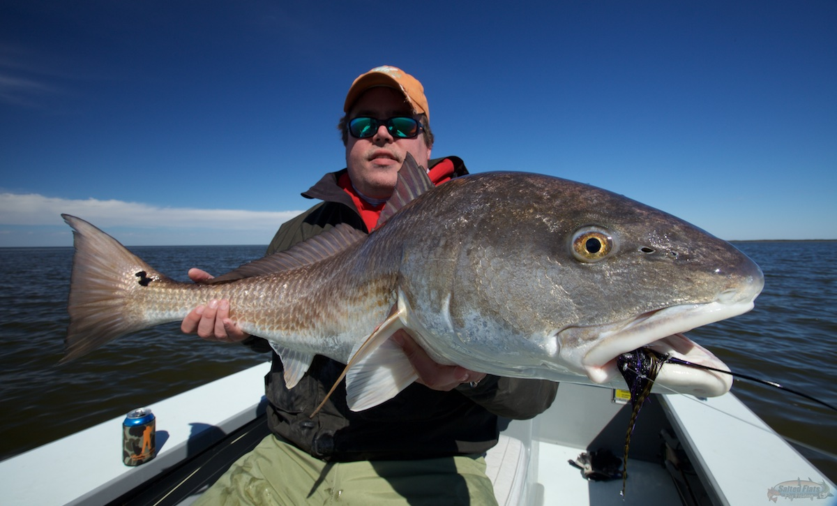 February fly fishing in louisiana for Louisiana redfish fly fishing