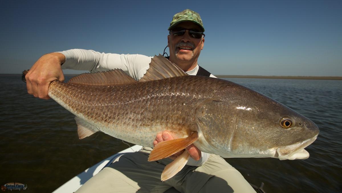 February Fly Fishing in Louisiana