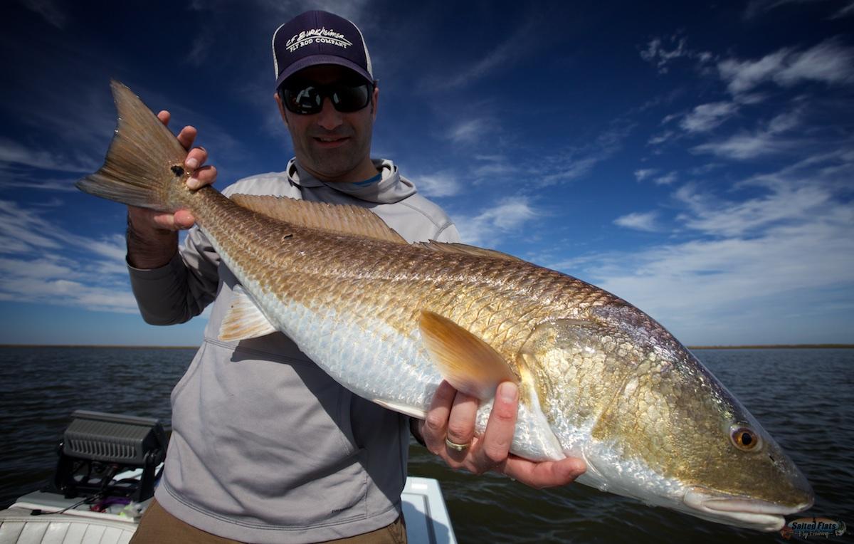 September Fly Fishing in Louisiana