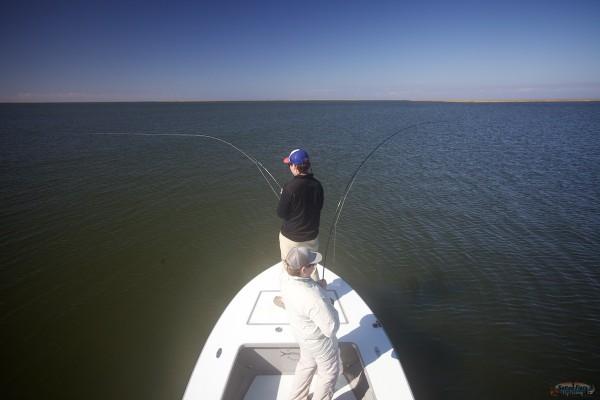 Louisiana Fly Fishing in September