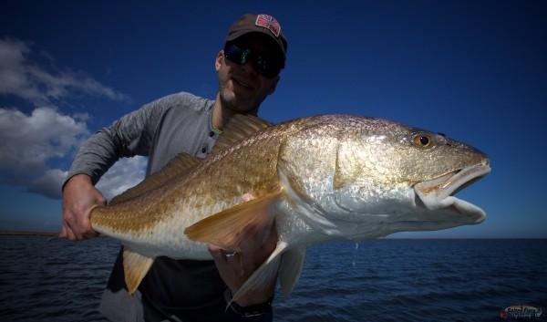 Louisiana Redfishing in September