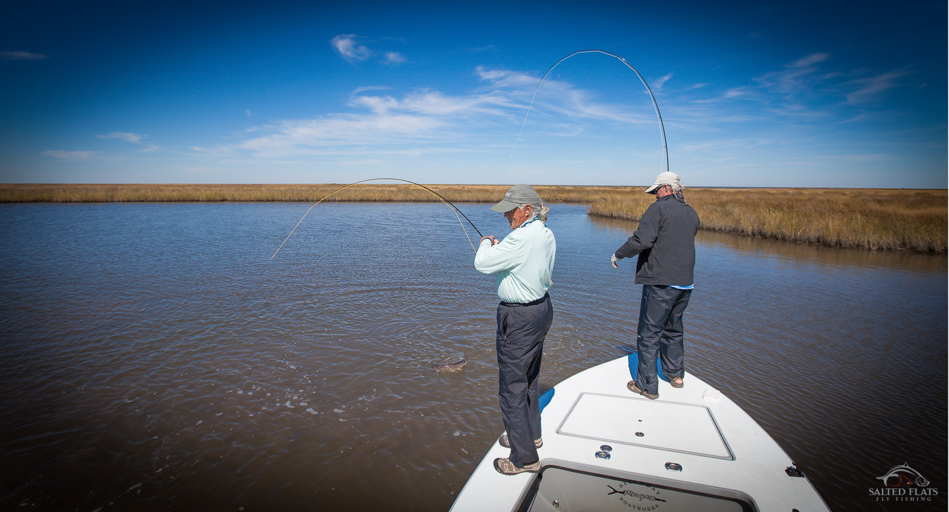 Louisiana fly fishing salted flats fly fishing for Fly fishing new orleans