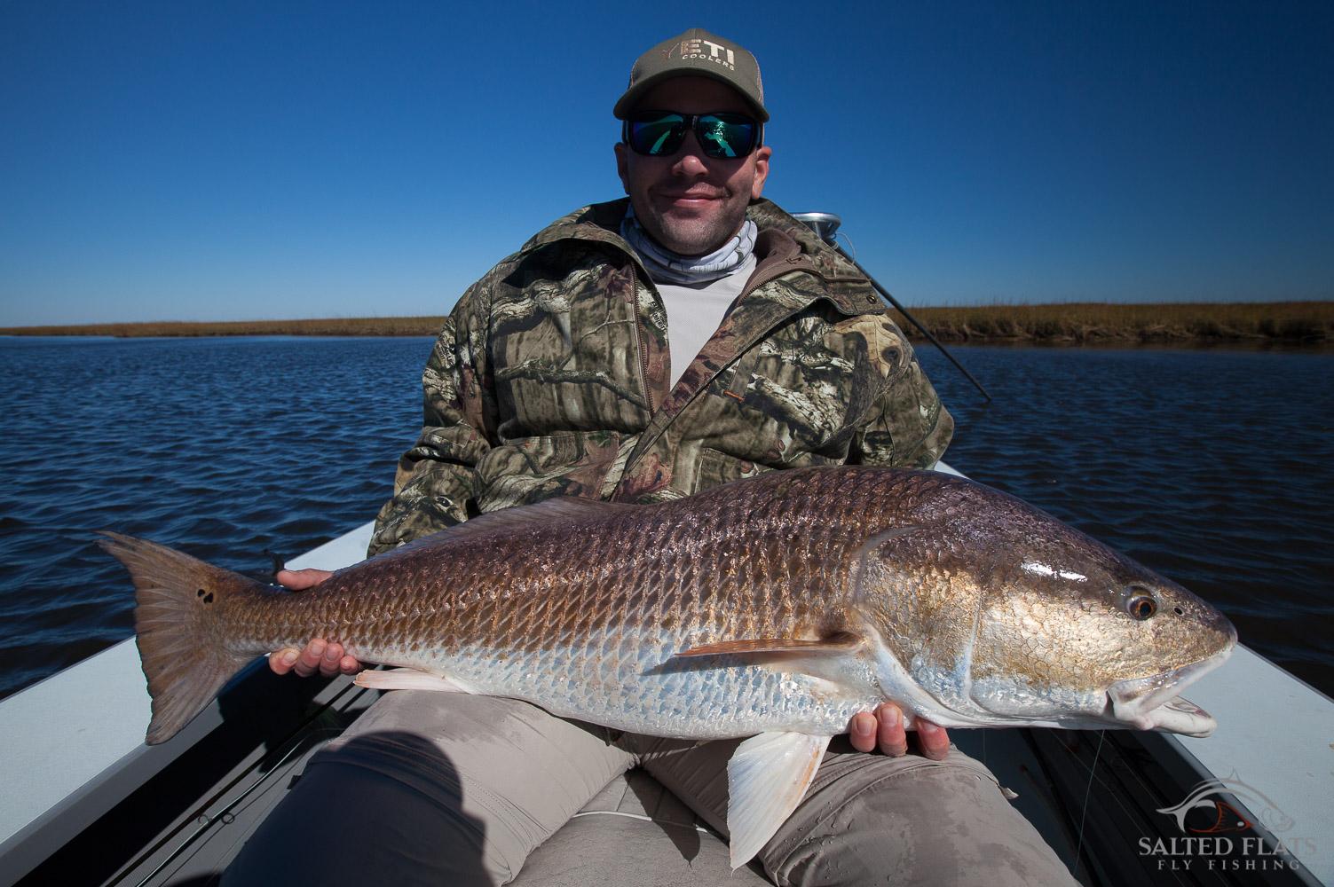 Louisiana Fly Fishing