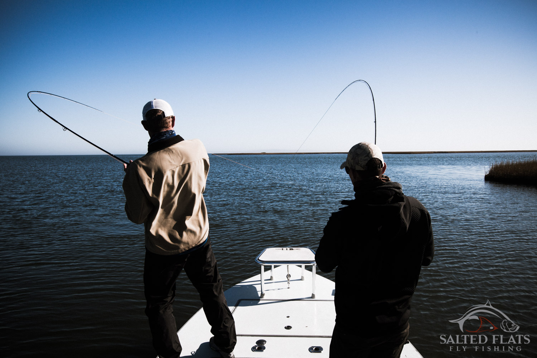 Redfish Guides Louisiana