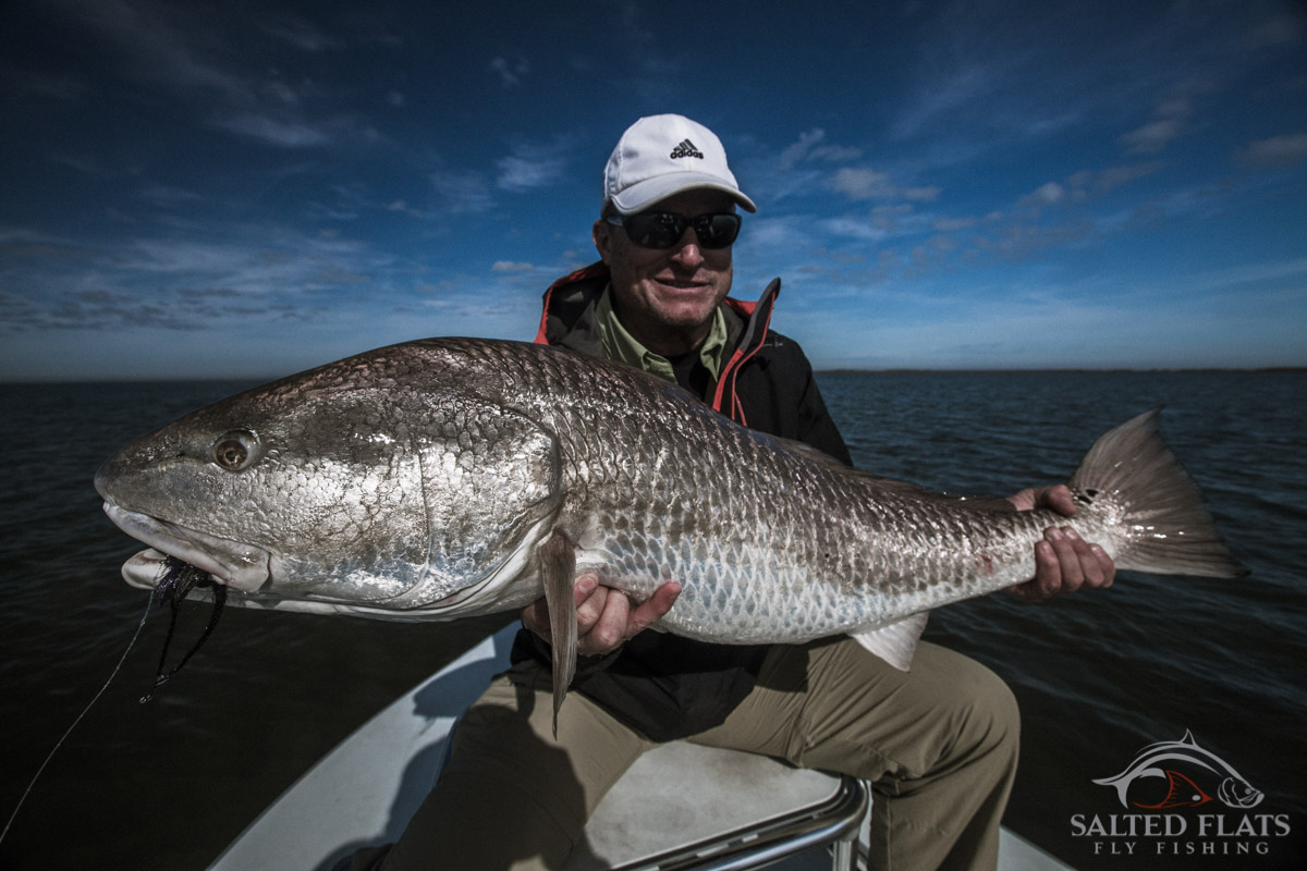 Louisiana fly fishing expeditions salted flats fly fishing for Redfish fly fishing