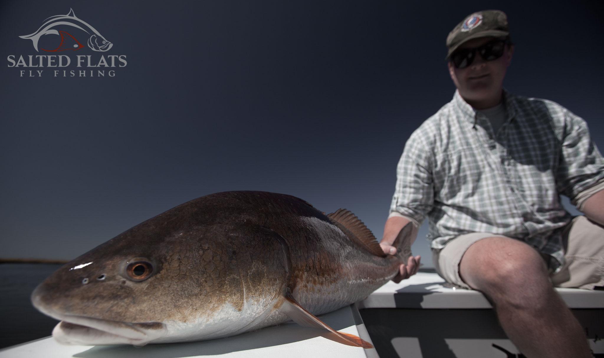 October Fly Fishing in Louisiana