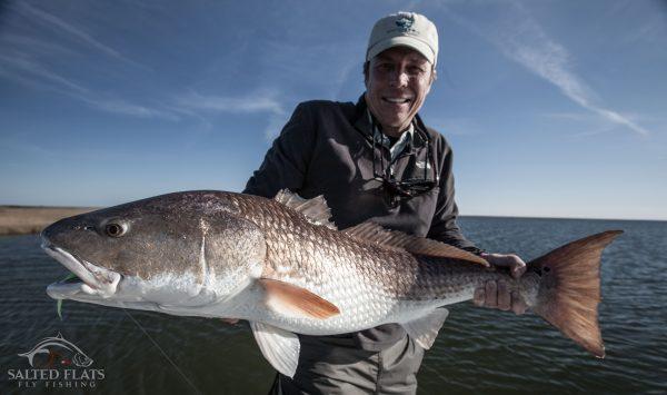 March Fly Fishing in Louisiana