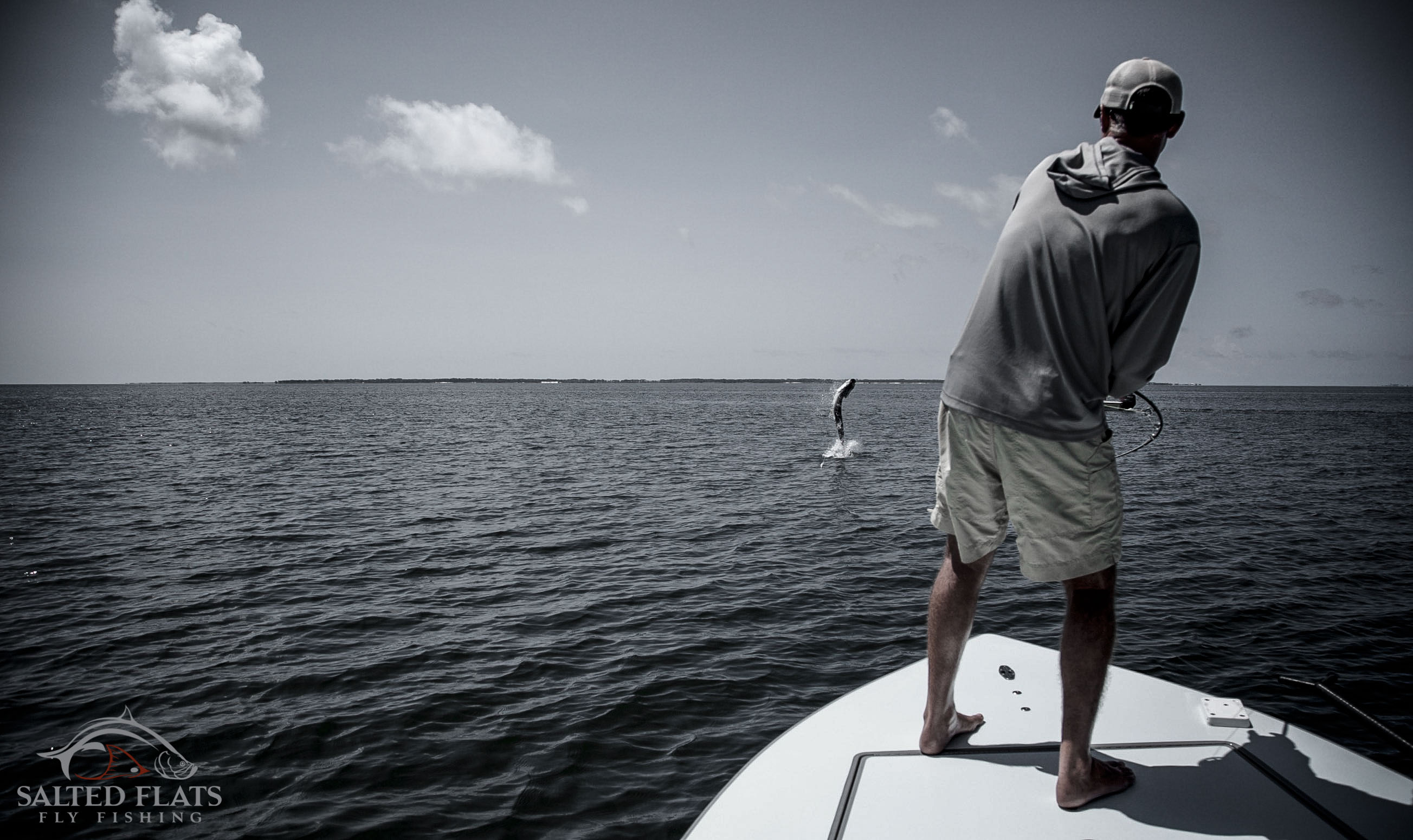 Fly Fishing Panhandle tarpon
