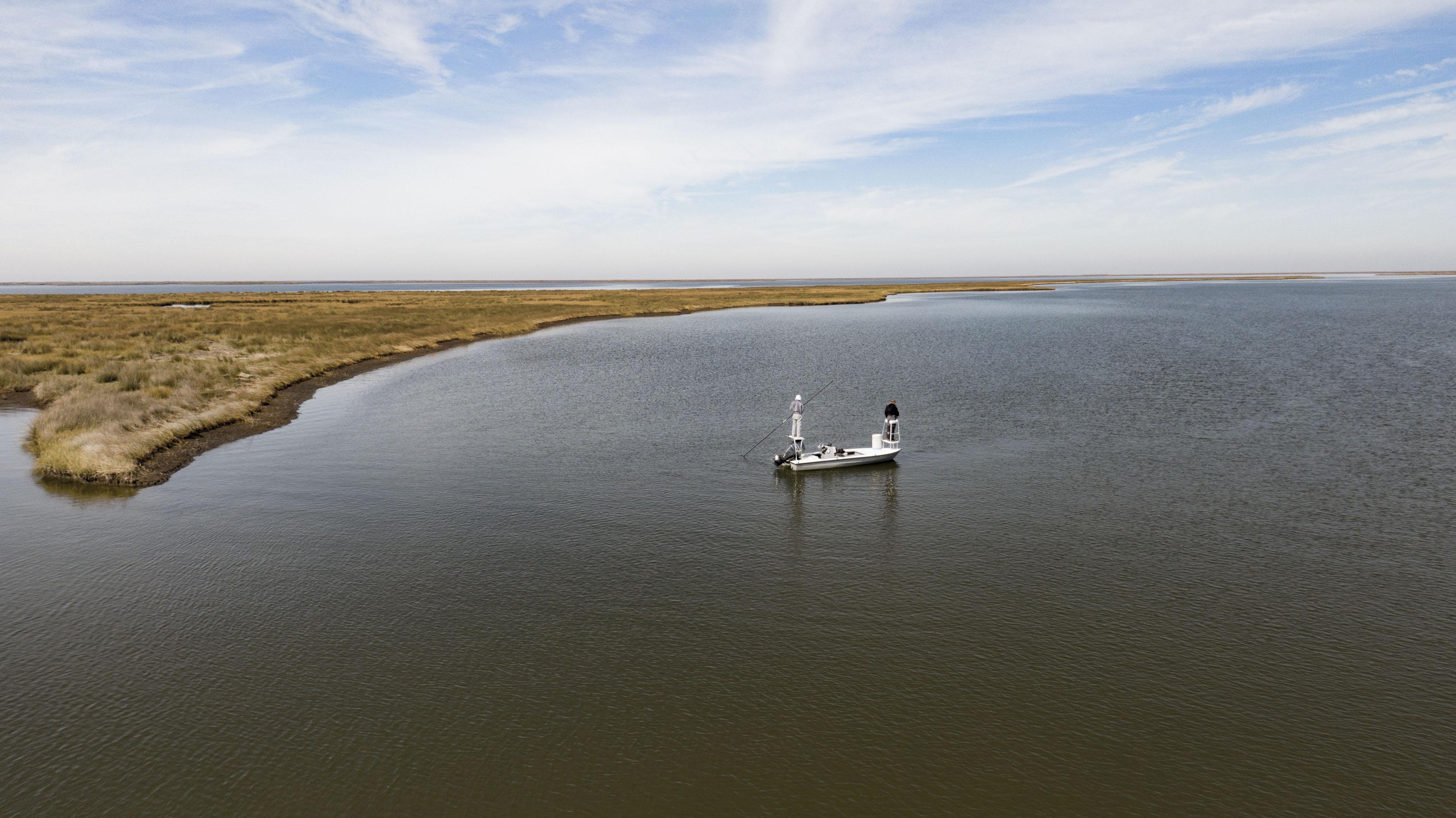 Fly Fishing in Louisiana